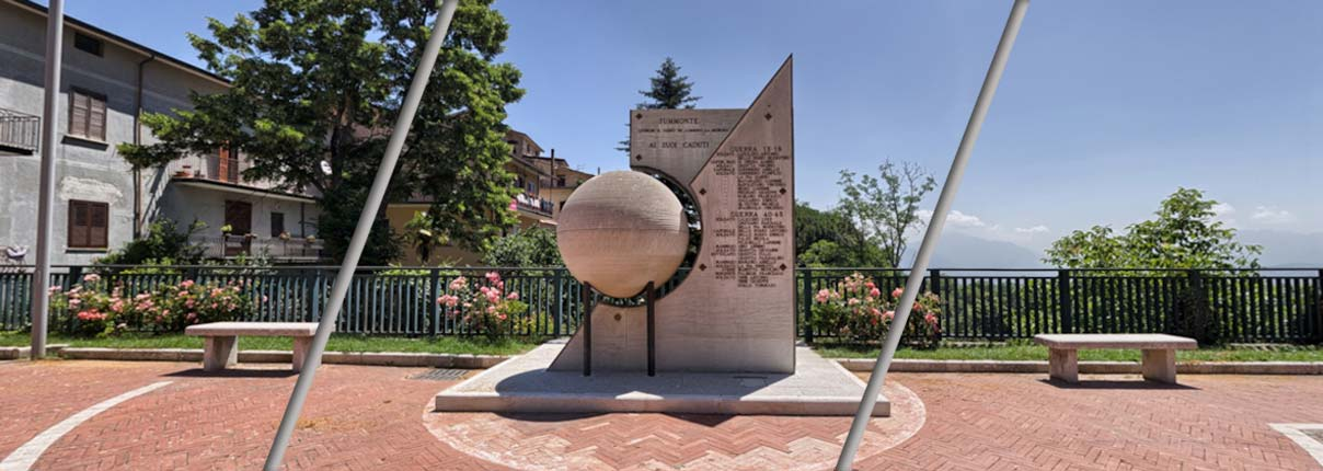 summonte monumento caduti